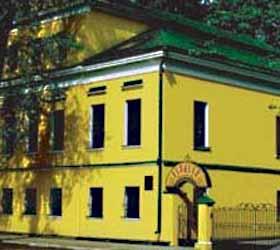 Гостиница Усадьба Плешанова
