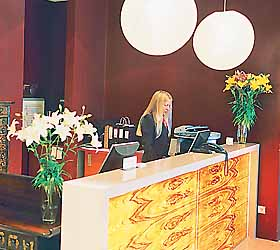 Гостиница Мерчантс Хаус Отель