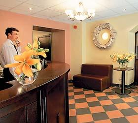 Hotel Kolonna Hotel Riga