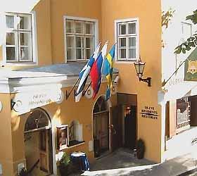 Hotel Olevi Residents