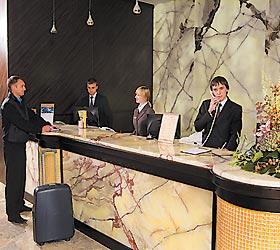 Гостиница Крещатик