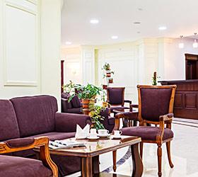 Гостиница Гранд Парк Есиль