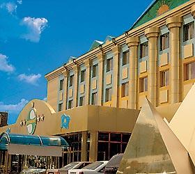 Гостиница Клара-Центр-Сапар
