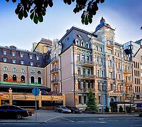 Гостиница Опера Отель