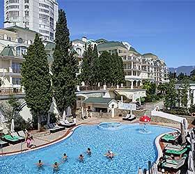 Гостиница Пальмира Палас