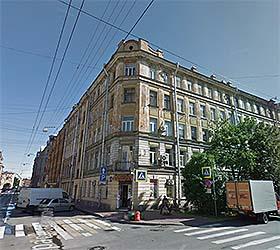 Гостиница Ринальди на Московском II