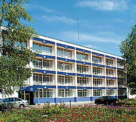 Гостиница Березки Кантри Отель