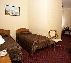 Гостиница Монте Кристо