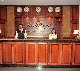Гостиница Рэд Ройал
