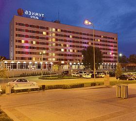Hotel AZIMUT Hotel Astrakhan