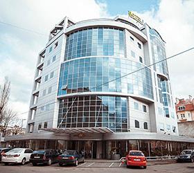 Гостиница Мартон Палас Калининград (б. Триумф Палас)