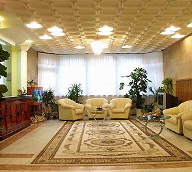 Hotel Pridesnyansky