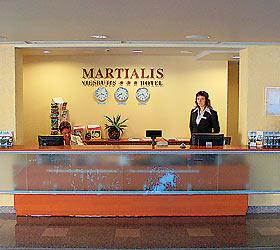 Гостиница Мартиалис