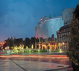 Гостиница Хаятт Ридженси Киев