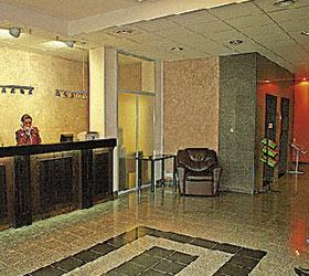 Гостиница Лира