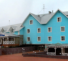Hotel Chystiye Prudi