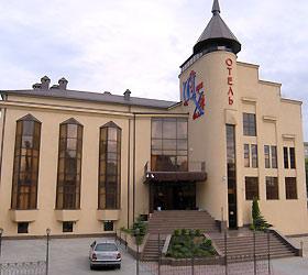 Гостиница Шери Холл