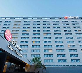 Гостиница АЗИМУТ Отель Владивосток