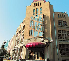 Гостиница Гранд Отель Европейский