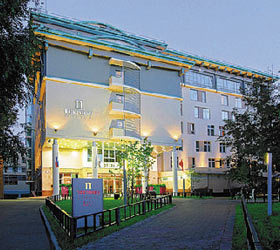 Hotel Mamaison All-Suites Spa Hotel Pokrovka Moscow