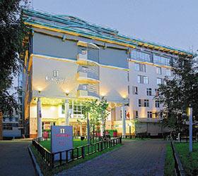 Гостиница Мамаизон Люкс Спа Отель Покровка