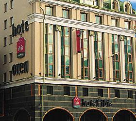 Гостиница Ибис Санкт-Петербург Центр