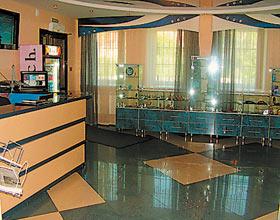 Гостиница Колви