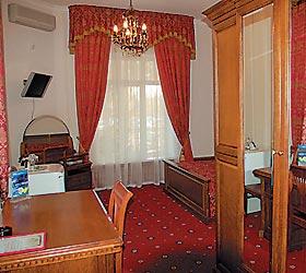 Гостиница Сударушка