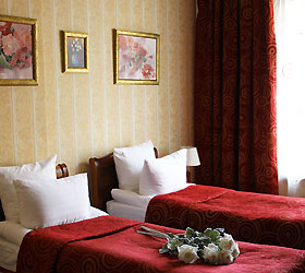Hotel Menshikov