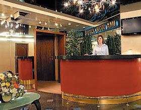 Гостиница Бон Ами