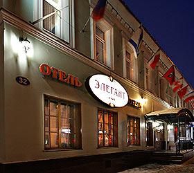 Элегант Мини-отель