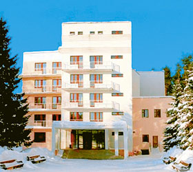 Гостиница Парк-Отель Ярославль