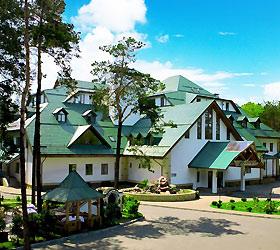 Hotel Kazatskyi Stan