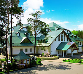 Гостиница Казацкий Стан