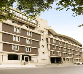 Гостиница Краун Отель Баку