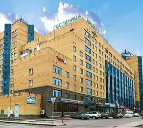Гостиница Джи Империя