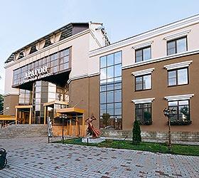 Гостиница Арагон