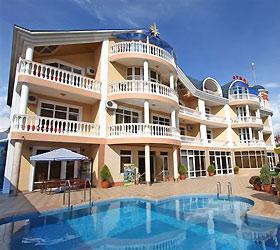 Hotel Roza Vetrov