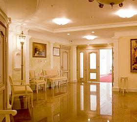 Гостиница Онегин
