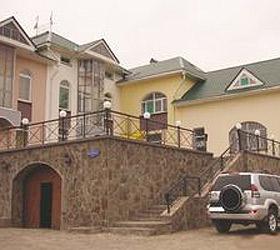 Гостиница Стрелецкая Слобода