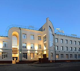 Гостиница Твид (б. Тарик)