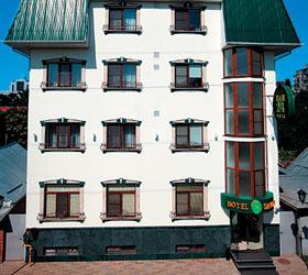 Гостиница Савой Петит