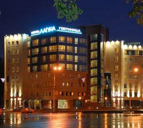 Гостиница Отель Лагуна Липецк (бывший Премиум Отель Лагуна)