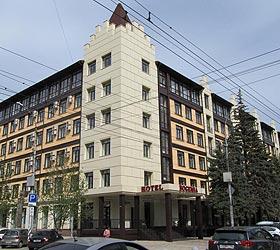Hotel Bogemia at Vavilov