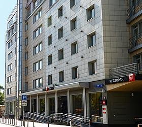 Гостиница Ибис Москва Павелецкая