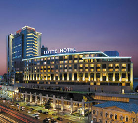 Hotel Lotte Hotel Moscow