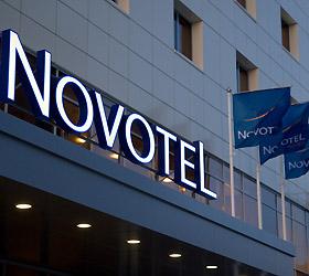 Гостиница Новотель Екатеринбург Центр
