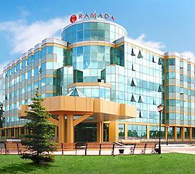Гостиница Рамада Екатеринбург