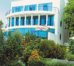Гостиница Стелла Резиденс (бывшая Маристелла Клаб)