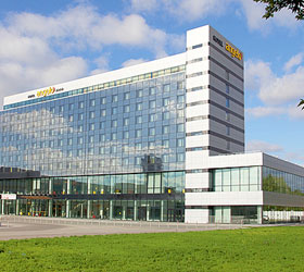Hotel Angelo by Vienna House (former Angelo Airport Hotel Ekaterinburg)